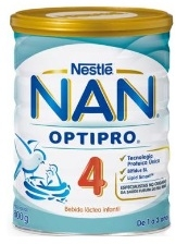 NESTLE NAN OPTIPRO 4 800 GR