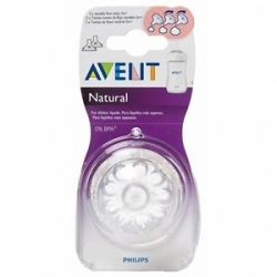 AVENT TETINA NATURAL FLUJO VARIABLE 2 UNDS