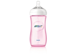 AVENT BIBER  N NATURAL ROSA 330 ML