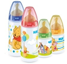 NUK BIBERON DISNEY LATEX 300ML