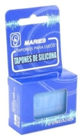 MARIES TAPONES SILICONA 6 UNDS