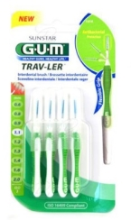 GUM INTERDENTAL TRAVLER 1 1 MM