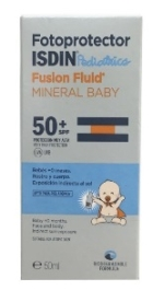 ISDIN FOTOPROT MINERAL BABY 50  50ML
