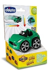 CHICCO TURBO STUNT CAR VERDE