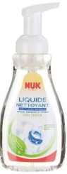 NUK BOTTLE CLEANSER WITH FOAM DISPENSER