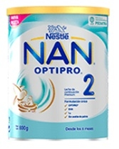 NESTLE NAN 2 OPTIPRO 800GR